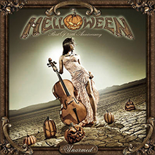 HELLOWEEN: Unarmed (Best Of 25th Anniversary)