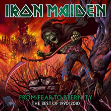 IRON MAIDEN: From Fear To Eternity (Best Of 1990-2010)