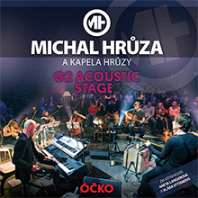 MICHAL HRŮZA: G2 Acoustic Stage   +DVD