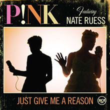P!NK & NATE RUESS: Just Give Me A Reason