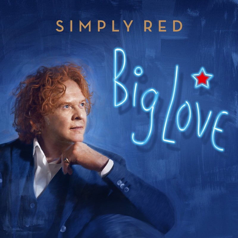 SIMPLY RED: Big Love